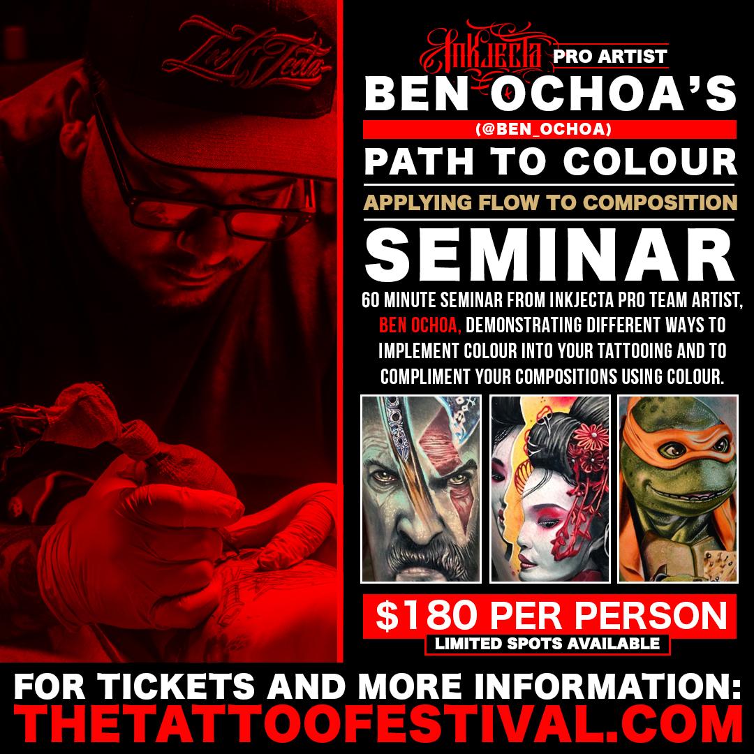 Path to Colour with Ben Ochoa