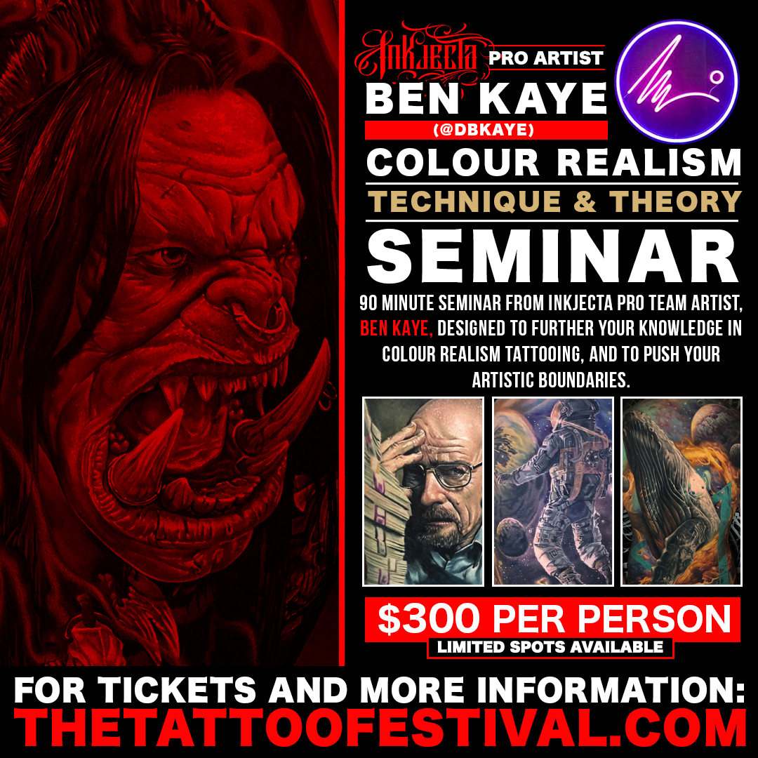 Colour Realism with Ben Kaye